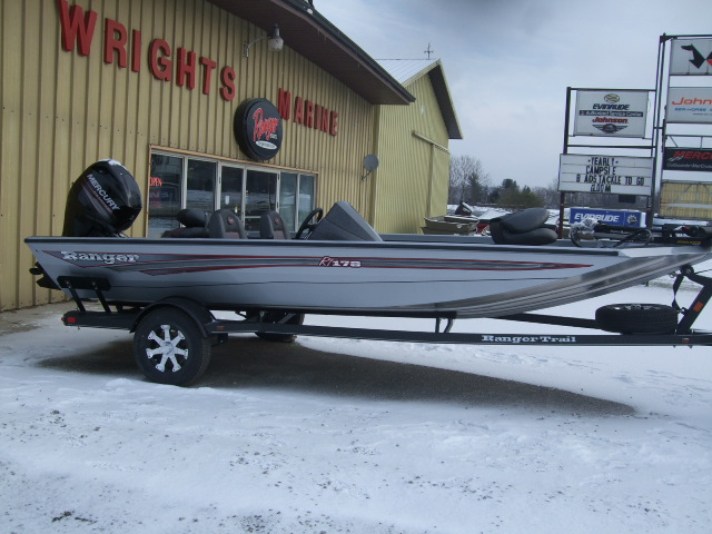 2018 Ranger Rt178 With 60 Hp Mercury 4 Stroke Wrights